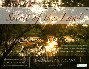 Spirit of the Land - Conference Poster