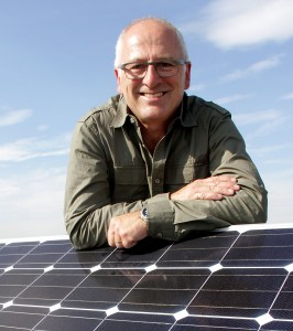 David Dodge, host and producer of Green Energy Futures Photo Greg Schnell