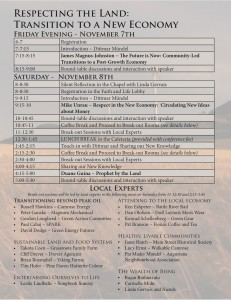 the Itinerary