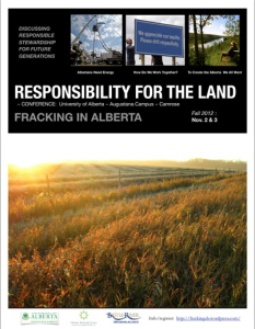 Responsibility for the Land - poster1